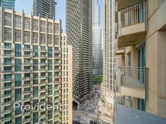 شقة في برج ستاند بوينت 1 أبراج ستاند بوينت وسط مدينة دبي 1 غرف 1300000 درهم - 5326764