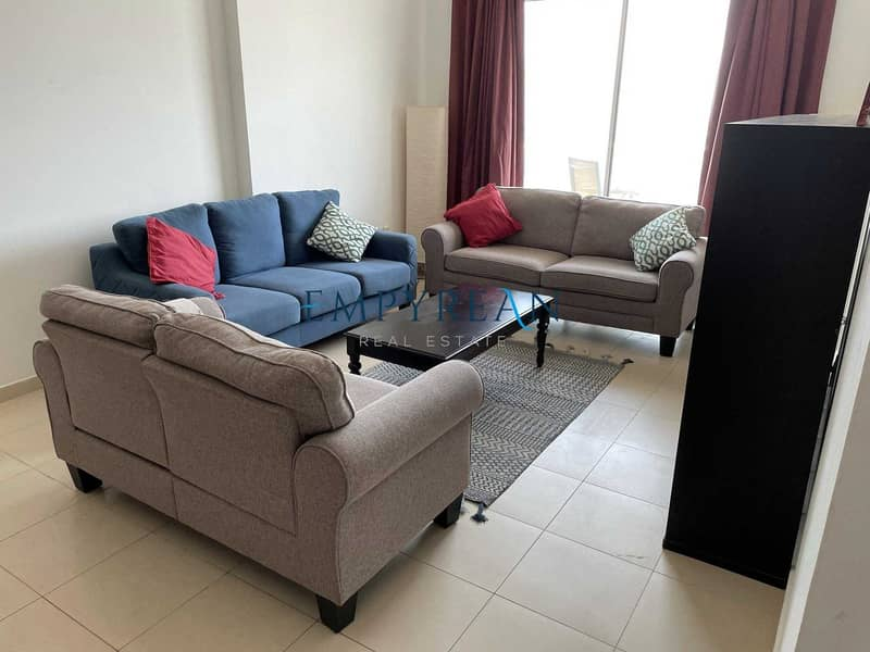 Cheapest 1 bedroom | Canal View  | Fully Furnished