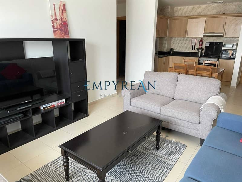 2 Cheapest 1 bedroom | Canal View  | Fully Furnished