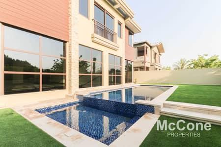 فیلا 5 غرف نوم للبيع في عقارات جميرا للجولف، دبي - Exclusive | Vacant | Brand New | Type F