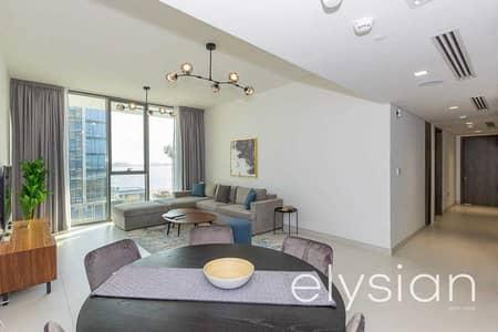 شقة 3 غرف نوم للايجار في نخلة جميرا، دبي - Stunning 3 Bed | Furnished | Beach View