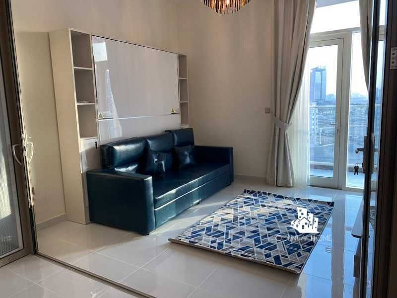 Brand New Fully Furnished Unique Lay-out   1 BED