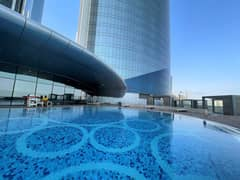 No Agency Fees| Luxurious Tower|Close to Corniche