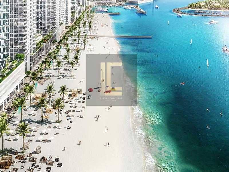 8 08 Series|Private Beach|Quality Finishing|High-Floor