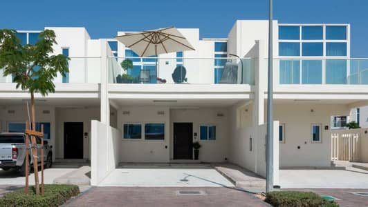 تاون هاوس 3 غرف نوم للبيع في (أكويا أكسجين) داماك هيلز 2، دبي - Furnished Three-Bed in Great Family Community