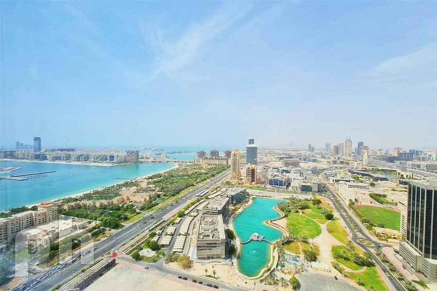 Half Floor Luxury Penthouse | Brand New | High Floor