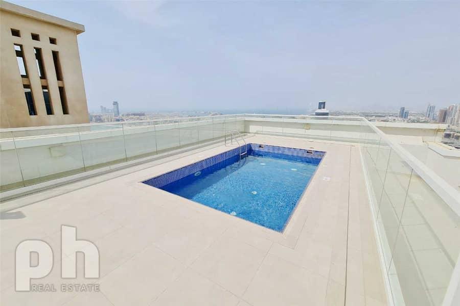 2 Half Floor Luxury Penthouse | Brand New |