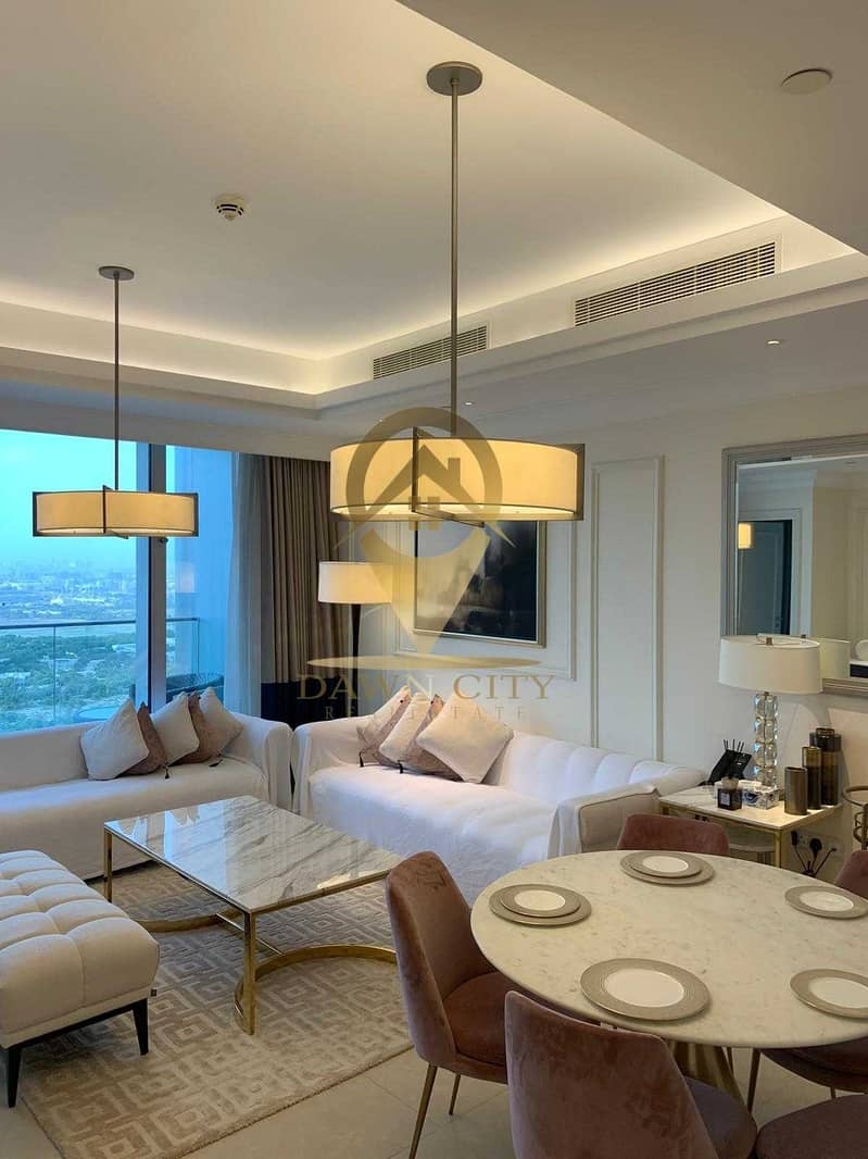 12 LUXURY APARTMENT | BRAND NEW FURNITURES | DIFC VIEW
