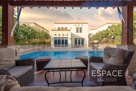 3 Bedroom Villa for Sale in Jumeirah Park, Dubai - New to the Market | Matured Garden | Pool