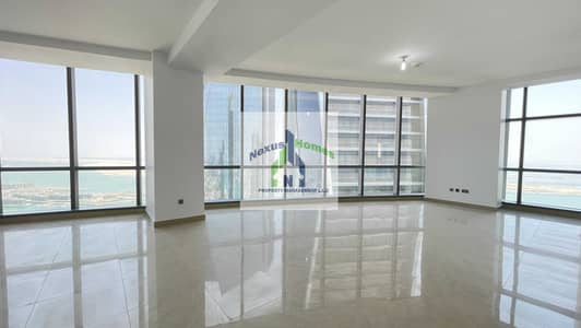 3 Bedroom Flat for Rent in Corniche Road, Abu Dhabi - Ready To Move   Stunning Sea View   Luxurious   Spacious Layout