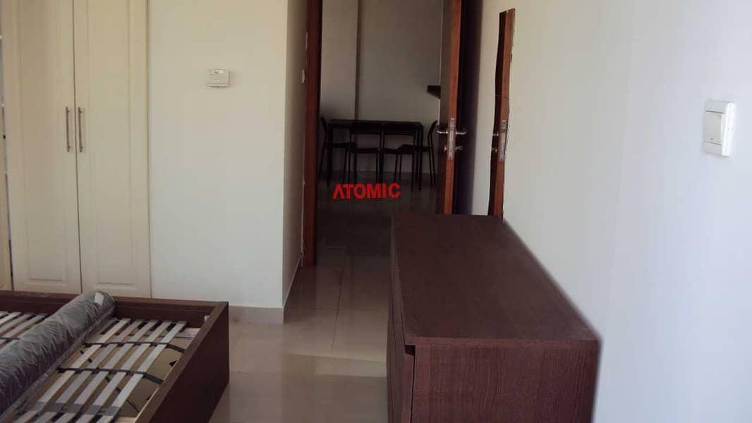 FULLY FURNISHED 1 BED ROOM IN DUBAI MARINA - MARINA VIEW - 42000/-