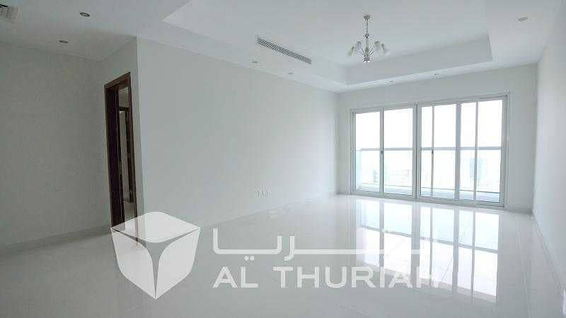 2 BR | Excellent View | Free Rent up to 3 Months