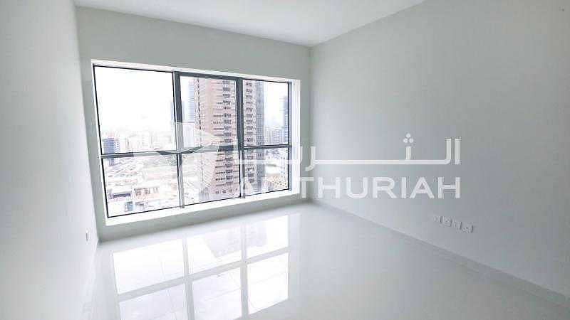 2 2 BR | Excellent View | Free Rent up to 3 Months