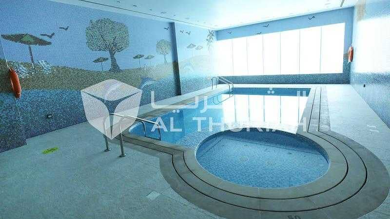 10 2 BR | Excellent View | Free Rent up to 3 Months