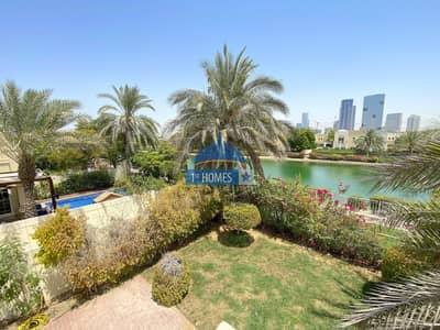 فیلا 3 غرف نوم للبيع في الينابيع، دبي - Exclusive Corner Villa Stunning Lake View – Type 1E