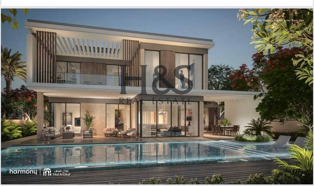 Independent 4 Beds Villa I Garden Suite I Harmony