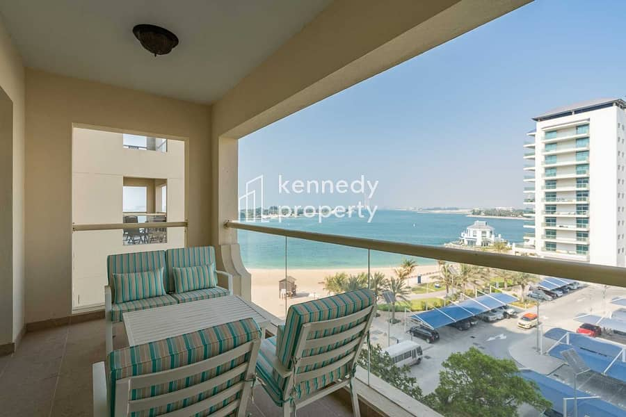 10 Fully Furnished   Amazing Sea View   High ROI