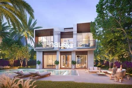 5 Bedroom Villa for Sale in Dubai Hills Estate, Dubai - Re-Sale | Stunning Ellie Saab Flora Villa