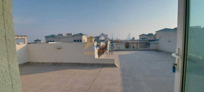 5 Bedroom Villa for Rent in Umm Suqeim, Dubai - Lavish 5 BR+ M Villa  Close To KIte Beach  Private Pool 