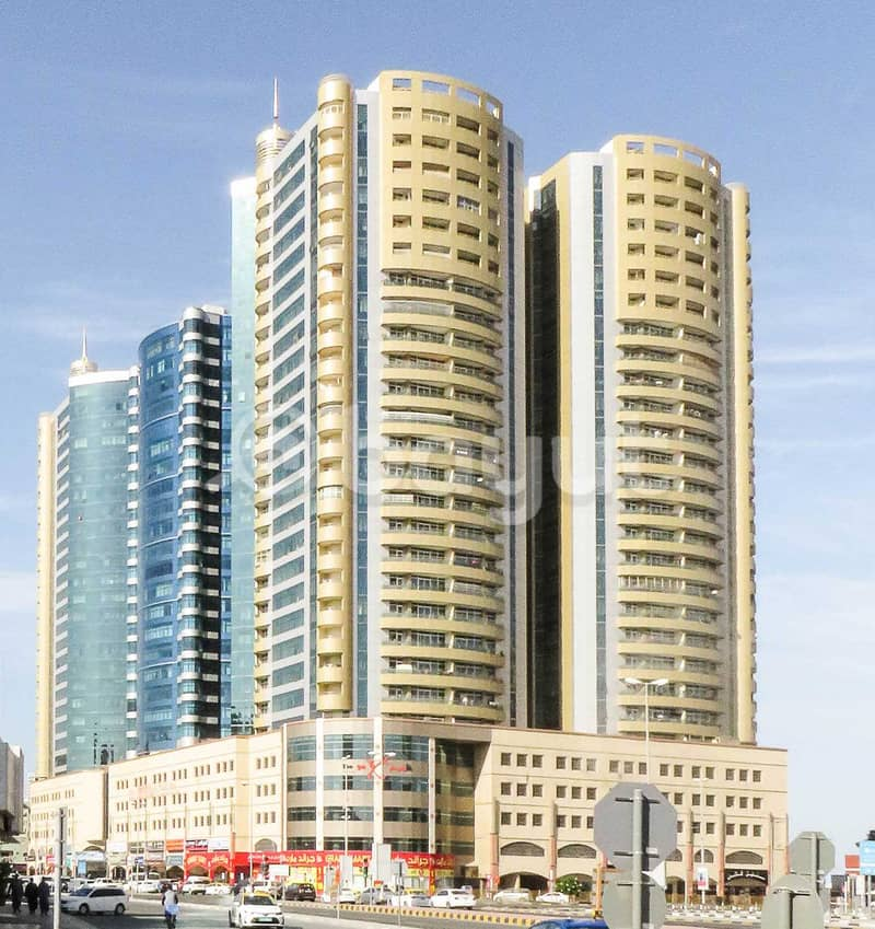 OFFICE FOR RENT IN HORIZON TOWER 920SQFT WITH PARKING