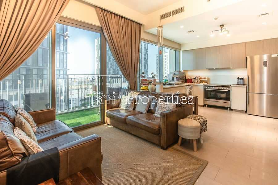 2 Bed for Sale - Spacious Layout - Pool View