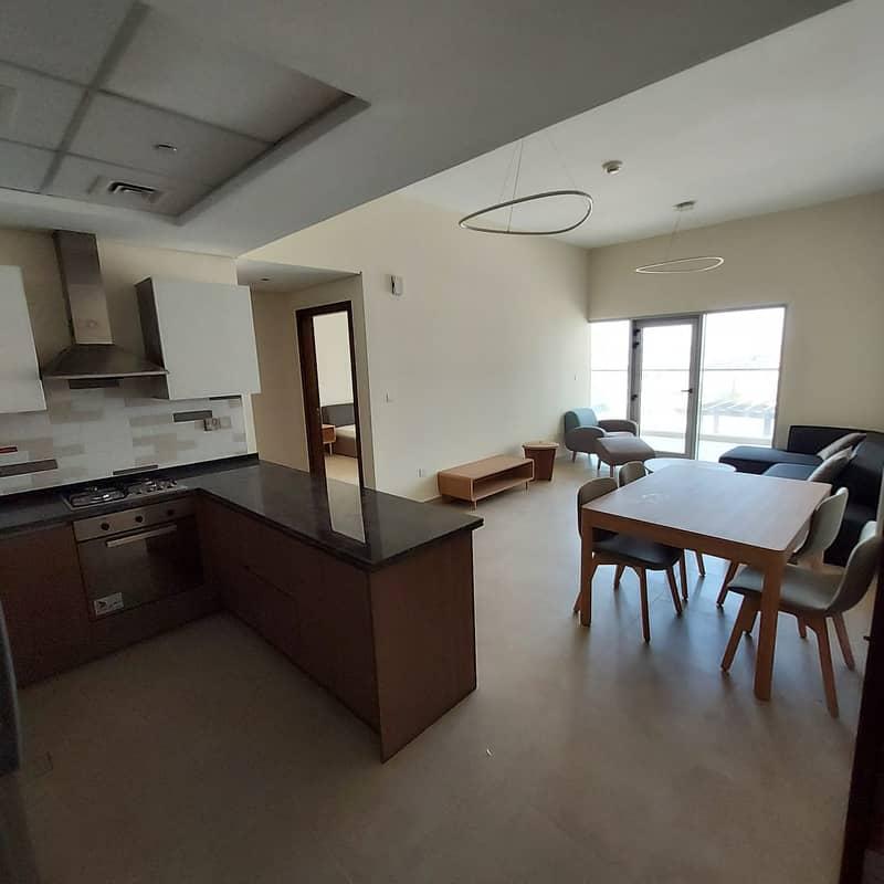 Elegantly furnished 1 bedroom apartment in Samia Azizi Al Furjan