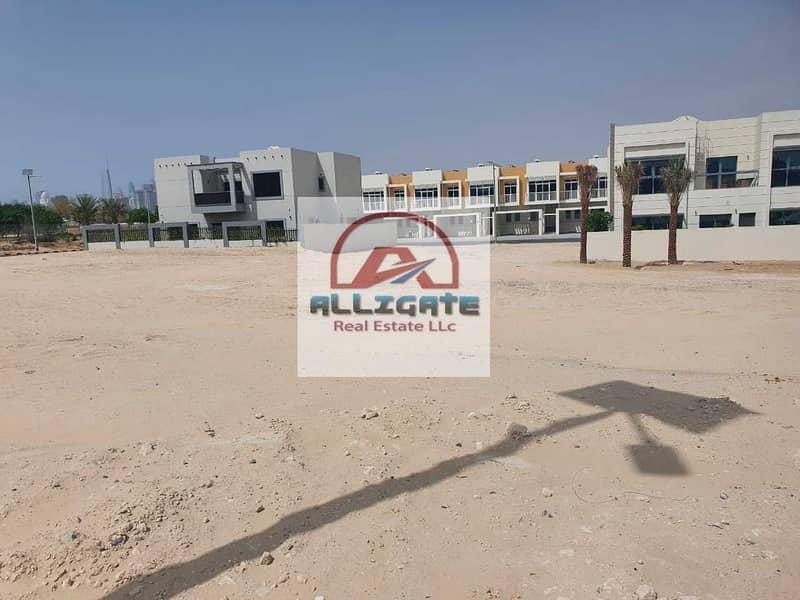 2 Al Furjan Plot /Land For Sale- For Villa G+1  Near To The Gardens Metro