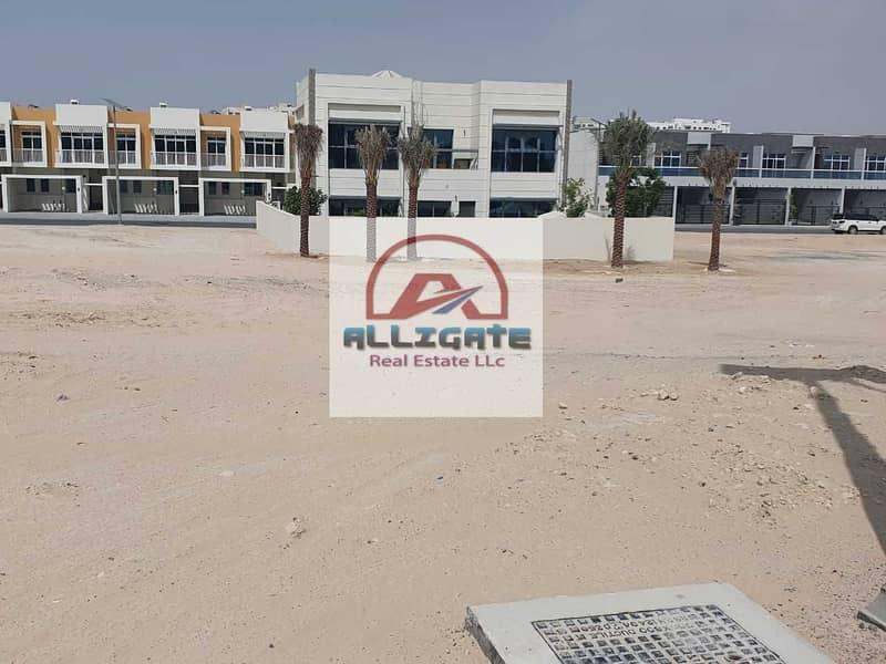 4 Al Furjan Plot /Land For Sale- For Villa G+1  Near To The Gardens Metro
