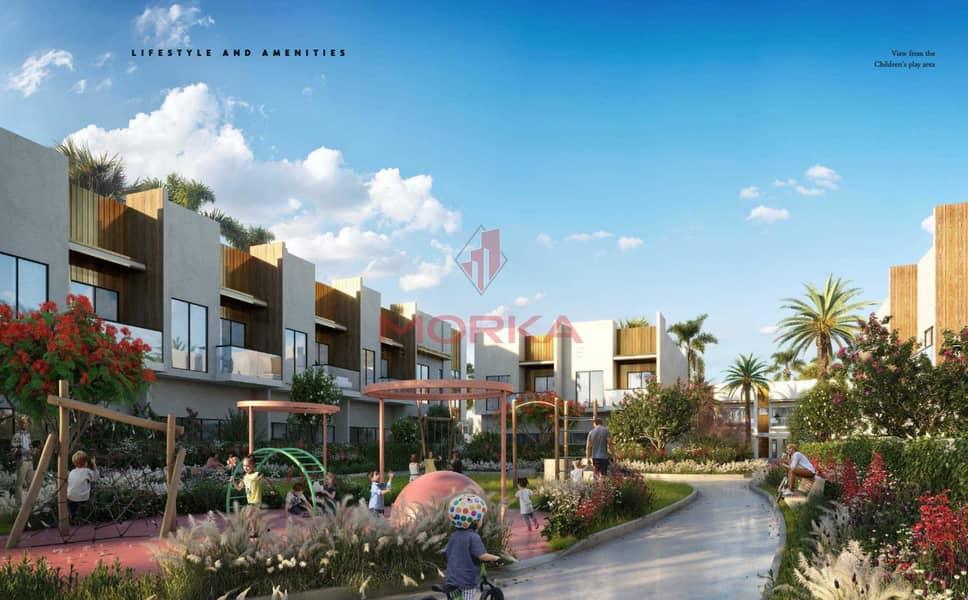 2 MBR City Vastu Compliant - 2 BHK+m Townhouse in MAGCITY
