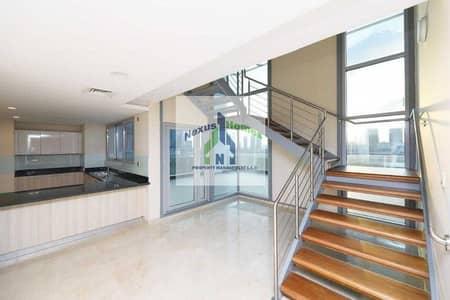 بنتهاوس 3 غرف نوم للايجار في جزيرة الريم، أبوظبي - Sky Villa: 2 x Huge Terraces: 3 BR + Maids & Drivers Room + Laundry