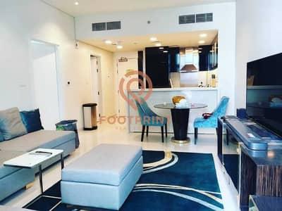شقة 1 غرفة نوم للبيع في الخليج التجاري، دبي - Investor Deal-Modern 1 bedroom- 2 bath -Fully Furnished