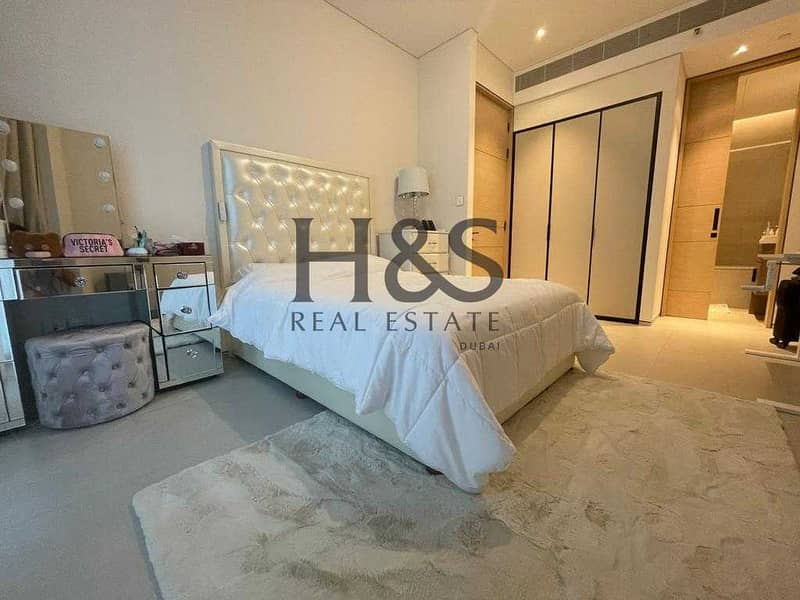 Fully Furnished Apt | High Floor | Vacant On Transfer