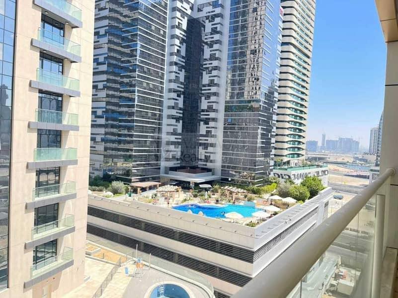 شقة في مون ريف وسط مدينة دبي 1 غرف 80000 درهم - 5328363