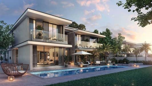 6 Bedroom Villa for Sale in Dubai Hills Estate, Dubai - Luxury Lamborghini Mansion Extended Payment Plan