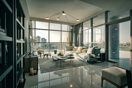 2 Bedroom Flat for Sale in DAMAC Hills (Akoya by DAMAC), Dubai - Genuine Resale | Golf Course and Pool View | Spacious 2BR+M