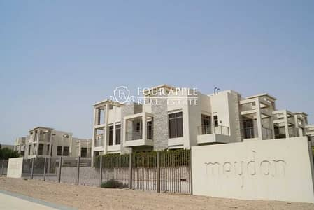 3 Bedroom Townhouse for Rent in Meydan City, Dubai - Stunning    Spacious   Un Furnished