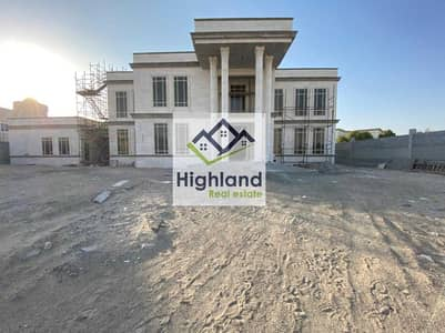 9 Bedroom Villa for Sale in Shakhbout City (Khalifa City B), Abu Dhabi - Under Construction Villa with 9 Masters |  Shakbout City | For Sale