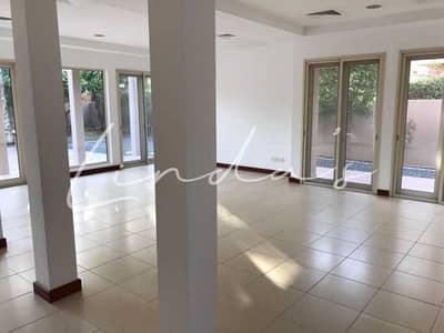 3 Bedroom Villa for Rent in Arabian Ranches, Dubai - Saheel 1 | Type 6 | Backing Park | 3 Bed + Maids