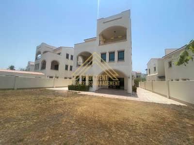 5 Bedroom Villa for Rent in Al Salam Street, Abu Dhabi - Prime Location Villa | Huge Private Garden and Amazing Interior