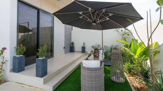 تاون هاوس 3 غرف نوم للبيع في (أكويا أكسجين) داماك هيلز 2، دبي - Three-Bed End Unit in Damac Hills 2