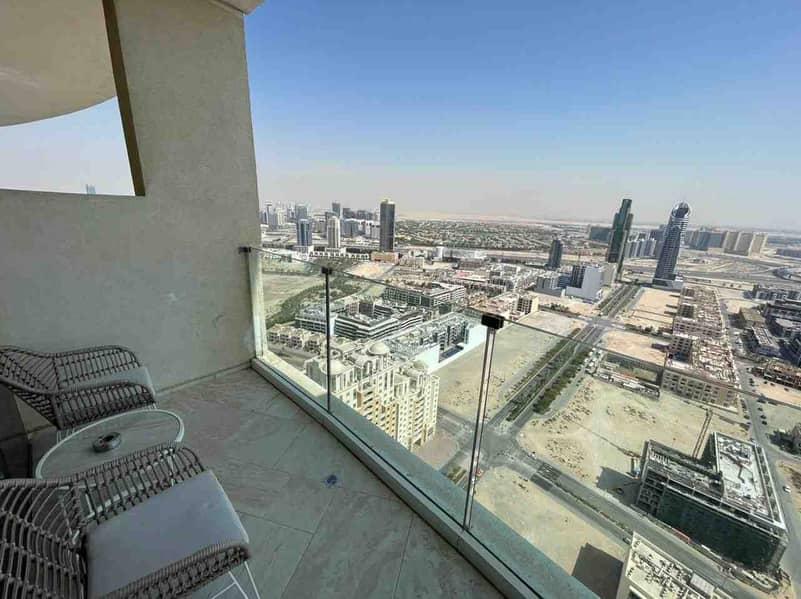 شقة فندقية في فايف قرية الجميرا قرية جميرا الدائرية 1 غرف 689000 درهم - 5328912
