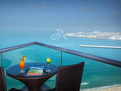 4 Bedroom Hotel Apartment for Rent in Jumeirah Beach Residence (JBR), Dubai - INCOMPARABLE | Tastefully Furnished | JBR Walk
