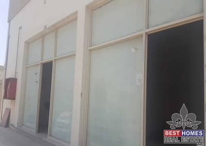 Shop for Rent in New Industrial City, Ajman - Shop for rent for Industrial / Commercial purposes