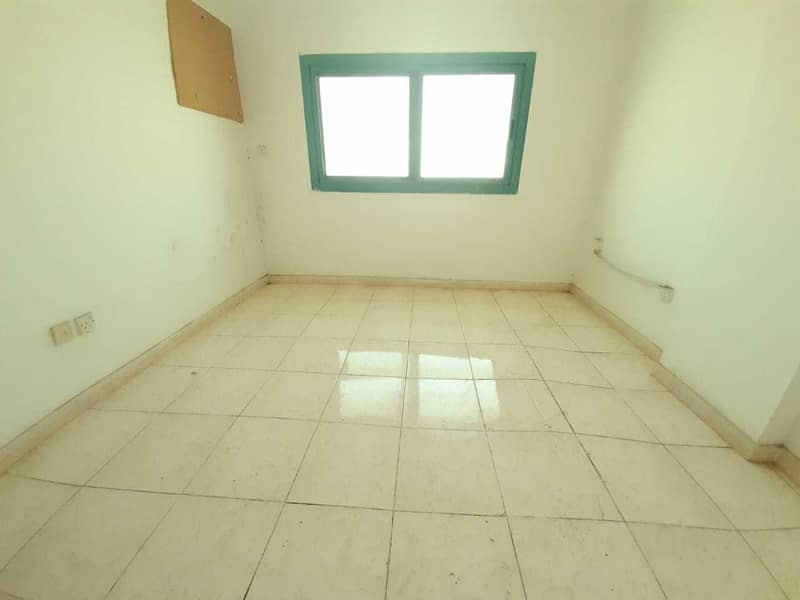 Cheapest 1bhk just in 15k  with huge balcony  close to lulu hypermarket  al nabba area.