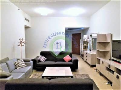 2 Bedroom Flat for Sale in Barsha Heights (Tecom), Dubai - VACANT Furnished 2 bed room with maids room FRONT OF METRO