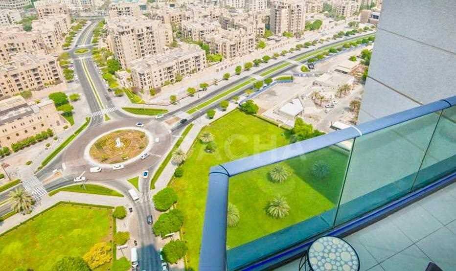 22 Penthouse + Modern Furniture Inc + Burj Views!