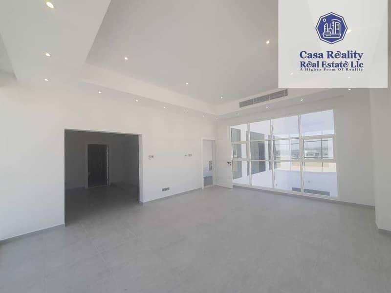 2 Stylish Brand New 5 BR villa for Rent in Al Aweer