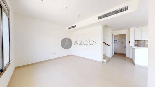 3 Bedroom Townhouse for Sale in Town Square, Dubai - Single Row   Cash Buyer   Handover soon