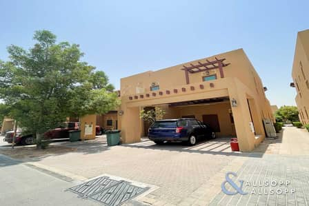 3 Bedroom Townhouse for Sale in Al Furjan, Dubai - 3 Beds | Vacant on Transfer | Vastu Villa
