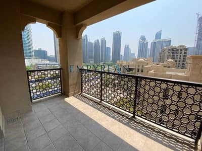 2 Bedroom Apartment for Rent in Old Town, Dubai - Well Maintained | Very Bright | Great Location